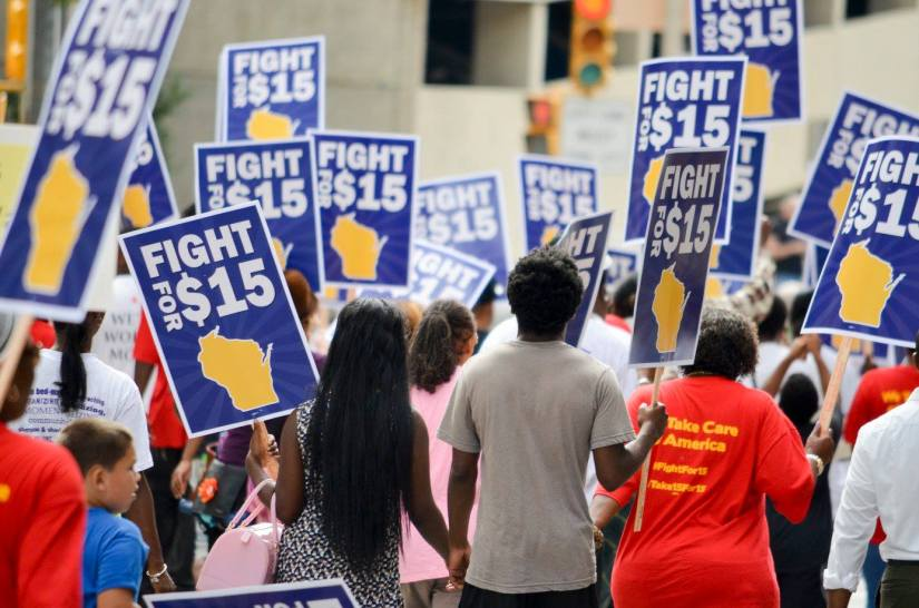 The Uneven Costs of Raising the Federal Minimum Wage