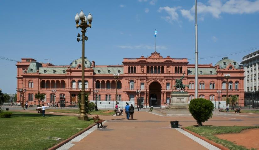 The Argentine InflationProblem